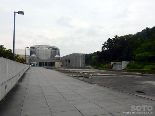 東北歴史博物館(1)