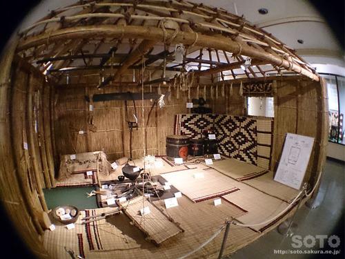 新ひだか町アイヌ民俗資料館(05)