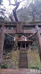 潮井水源(潮井神社)