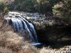 黄金の滝(2)