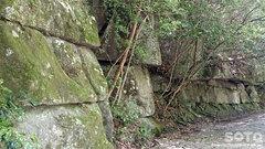 岳切渓谷(岩)