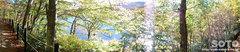 大沼自然探索路パノラマ