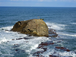 白兎海岸(淤岐ノ島)