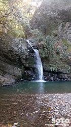 鮎返りの滝(7)