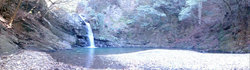 鮎返りの滝(8)