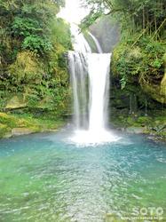 慈恩の滝(2)