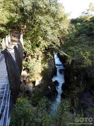 下城の滝(4)
