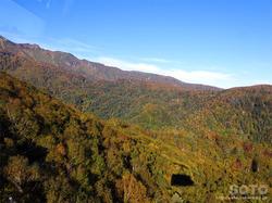 層雲峡ロープウェイ(2)