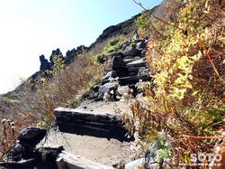 黒岳登山(10)