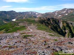 黒岳登山(13)