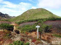黒岳登山(桂月岳01)