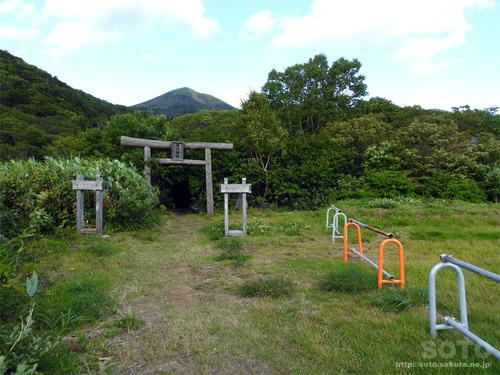 酸ヶ湯自然観察路(02)
