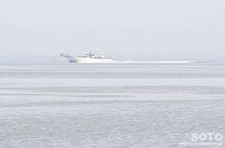 野付半島(トドワラ/観光船)