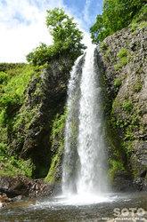 雨竜沼湿原(白竜の滝)