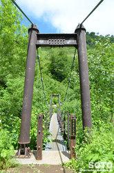 雨竜沼湿原(第2吊り橋)