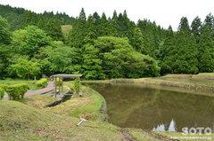 池山水源(田んぼ)