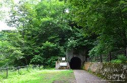 野外博物館エリア(神泉隧道)