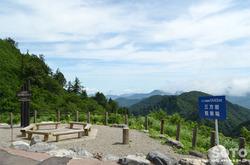 白山スーパー林道(三方岩駐車場)