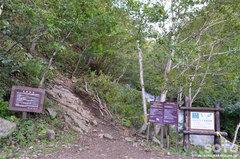 カムイワッカ湯の滝(3)