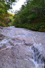 カムイワッカ湯の滝(5)