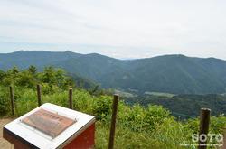 白山スーパー林道(白川郷展望台)