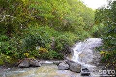 カムイワッカ湯の滝(6)