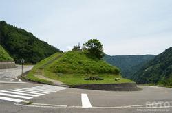 白山スーパー林道(国見展望台)