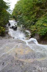 カムイワッカ湯の滝(8)