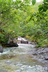 カムイワッカ湯の滝(9)