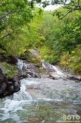 カムイワッカ湯の滝(10)