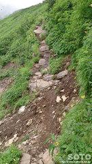 ニセイカウシュッペ登山(11)
