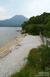 阿寒湖ボッケ遊歩道(1)
