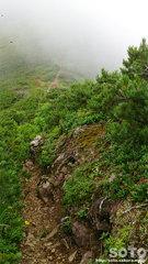 ニセイカウシュッペ登山(16)