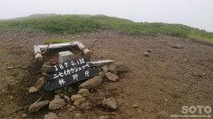 ニセイカウシュッペ登山(山頂)