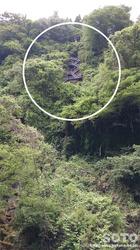 白水の滝(展望所?)