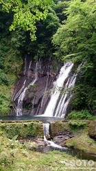白水の滝(1)