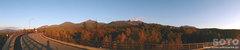 望岳台(橋からのパノラマ)