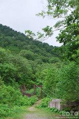 渓谷第一吊り橋