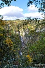 羽衣の滝(1)