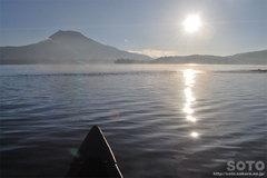 阿寒湖カヌー(7)