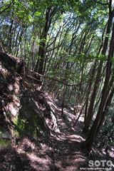 不動岩登山(6985)