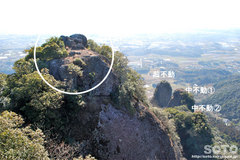 不動岩登山(7013)