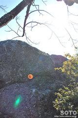 不動岩登山(7022)