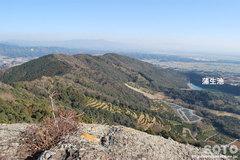 不動岩登山(7025)