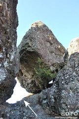 不動岩登山(7028)