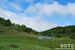 羅臼湖(2の沼)
