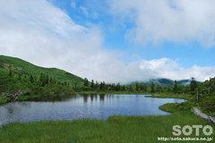 羅臼湖(3の沼)