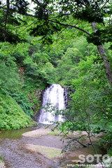 熊越えの滝(滝3)