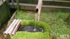 花の温泉館(湧水)