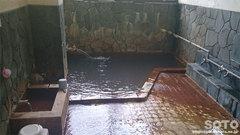 愛山渓温泉(浴室)